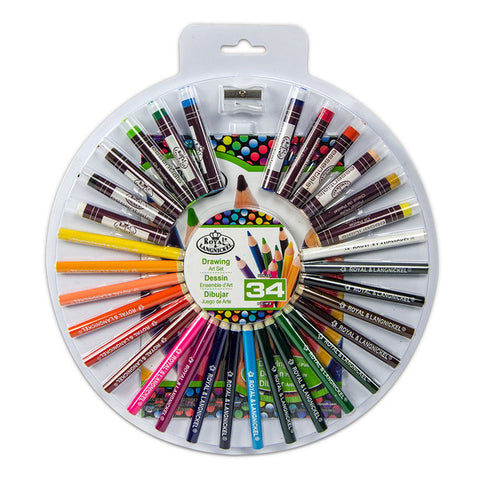 Royal Langnickel Drawing Art Set