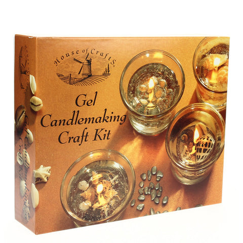 HC350 Gel Candlemaking Kit