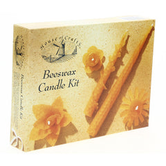 MK002 Beeswax Candle Kit