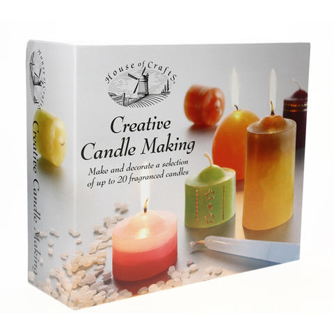 HC460 Creative Candle Making Kit