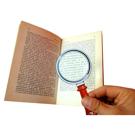 Bookmark Magnifier