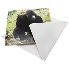 WWF - Sound Card - Mountain Gorilla