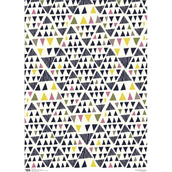 Leah Duncan Gift Wrap - Triangles