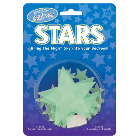 Tobar Stick and Glow Stars