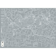 Michael A Hill Map Wrap - Berlin