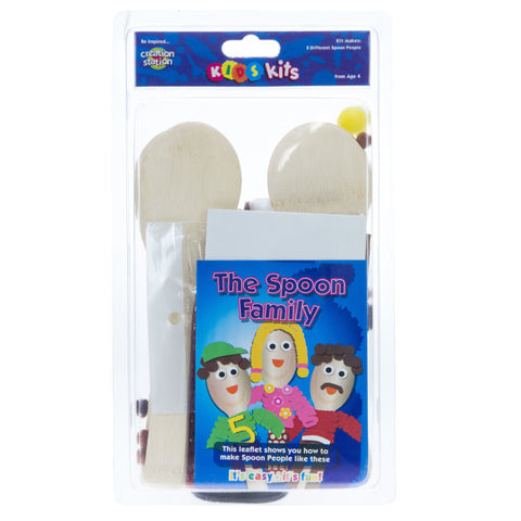 Kids Kits - The Spoon Family