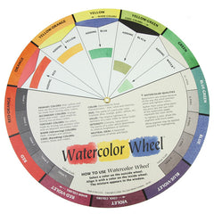 Watercolour Wheel