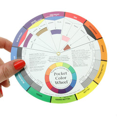 Pocket Colour Wheel