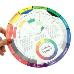 CW-100 Artists Colour Wheel