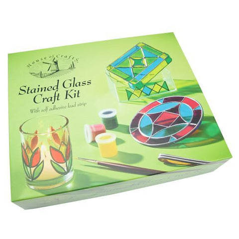 HC530 Stained Glass Craft Kit