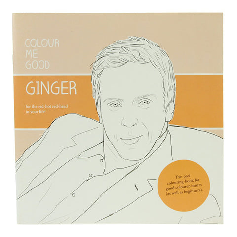 Ginger Colour Me Good