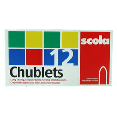 Scola 12 Assorted Chublets.