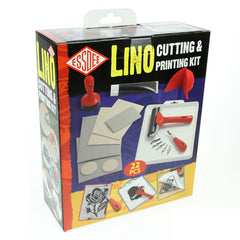 Lino Cutting And Printing Kit