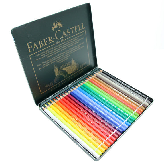 "Faber Castell 24 Watercolour Pencils ""Albrecht Duerer"""