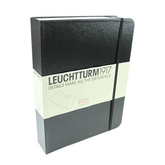 Leuchtturm 1917 Book Box Black