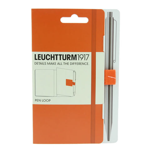 Leuchtturm 1917 Pen Loop Orange