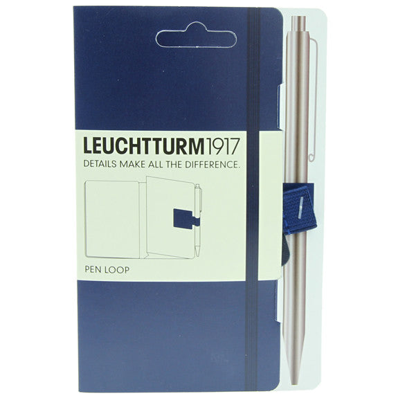 Leuchtturm 1917 Pen Loop Navy