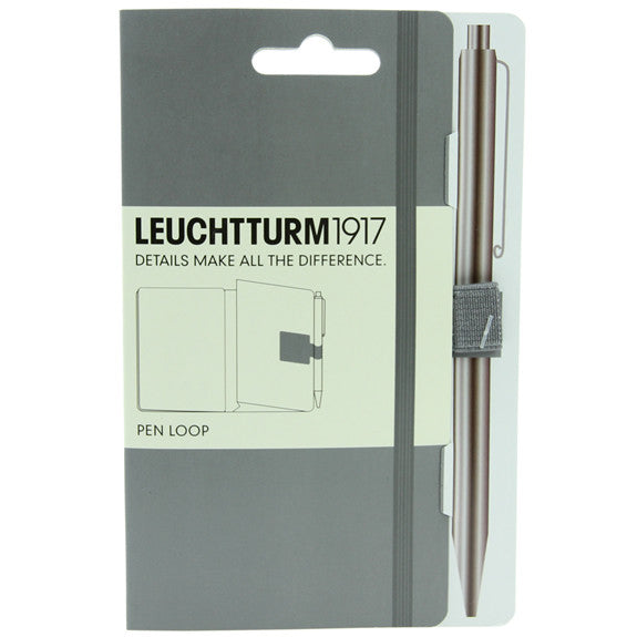 Leuchtturm 1917 Pen Loop Grey
