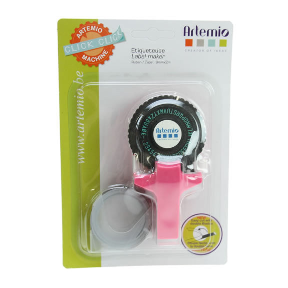 Artemio Click Click Small Label Maker