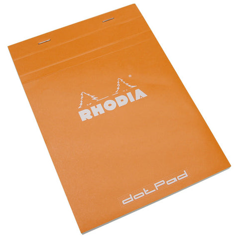 Rhodia Dotpad Orange A5