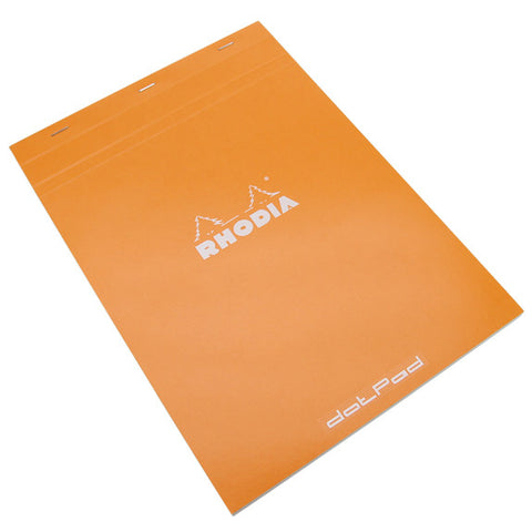 Rhodia Dotpad Orange A4