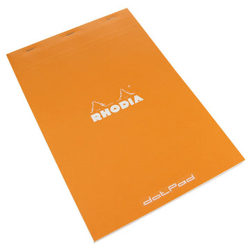 Rhodia Dotpad Orange 21 x 32 cm