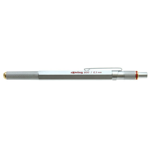 Rotring 800 Mechanical Silver Pencil 0.5