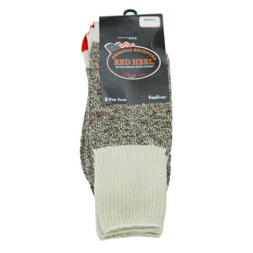 Fox River Rockford Red Heel Sock - Small