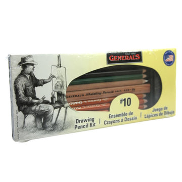 Generals Classic Drawing Kit