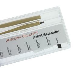 Joseph Gillott Calligraphy Set Artist Selection