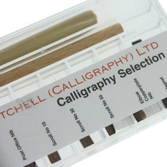 William Mitchell Calligraphy Selection Set