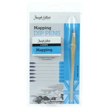 Joseph Gillot Mapping Card Pack