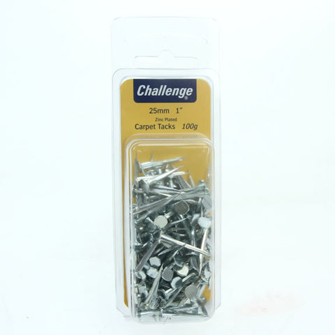 FS Carpet Tacks 25mm 100g