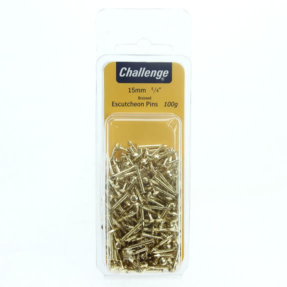 FS Escutcheon Pins 15mm 100g