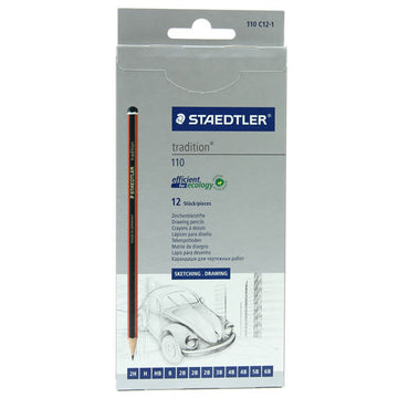 Staedtler Tradition 110 12pk