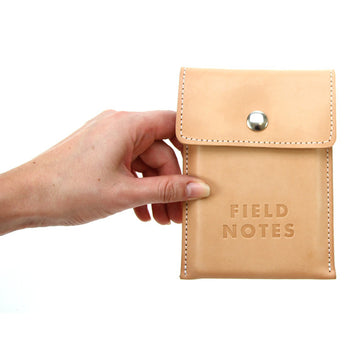 FIELD NOTES Pony Express Leather Pouch
