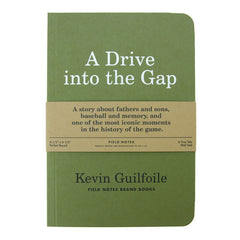 FIELD NOTES Book - A Drive into the Gap