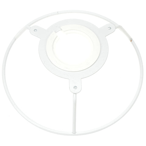 "White Coated Utility Ring - 130mm (5"") diameter"