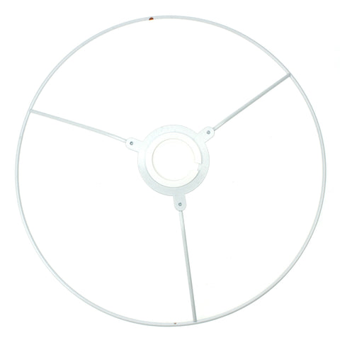 "White Coated Utility Ring - 280mm (11"") diameter"