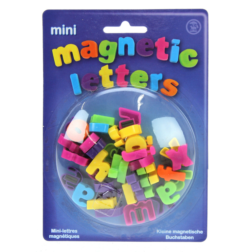 Mini Magnetic Letters