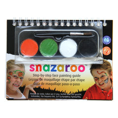 Snazaroo Halloween Booklet Kit