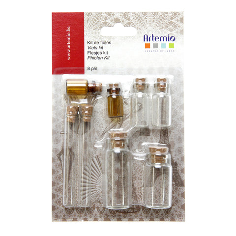 Artemio Oldies Kit Flasks