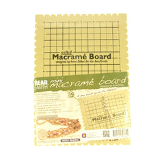 Bead Smith - Mini Macrame Board
