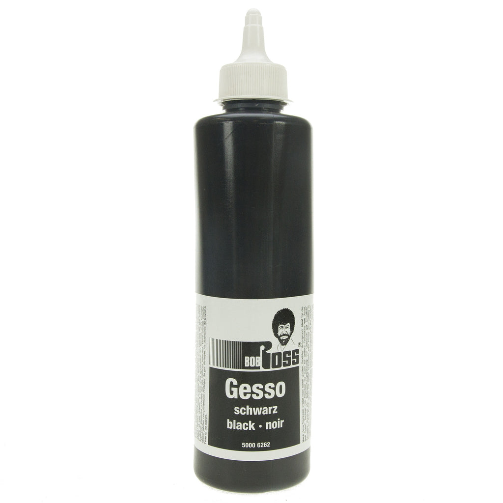 Bob Ross Black Gesso 500ml
