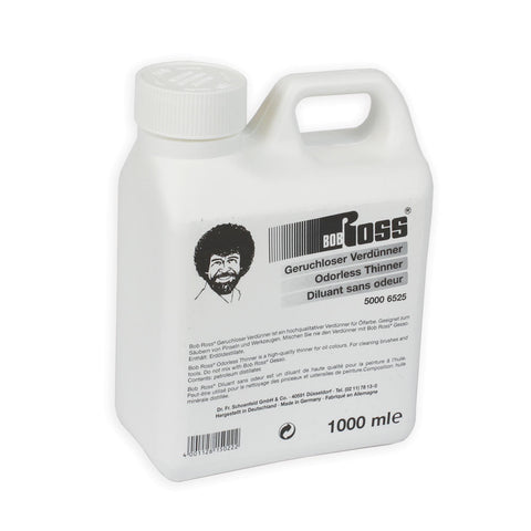 Bob Ross Odourless Thinner 946ml