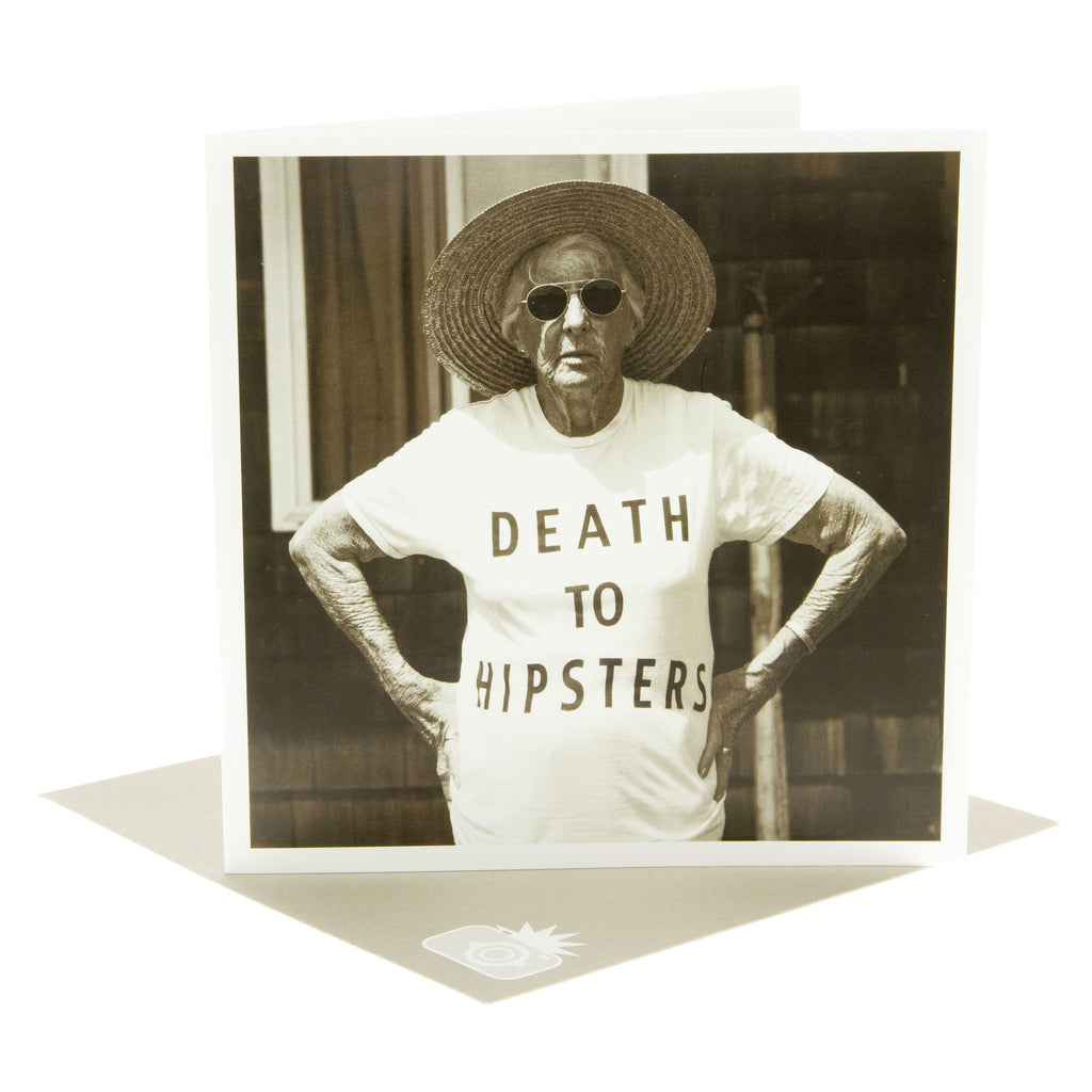 1000 Words Death To Hipsters
