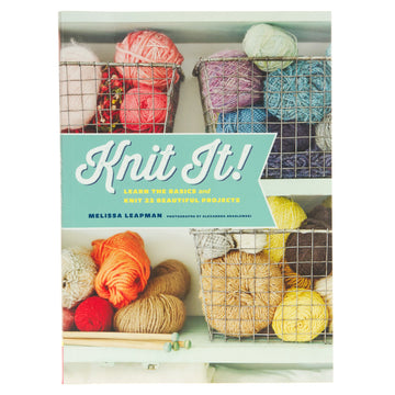 Knit It! Book