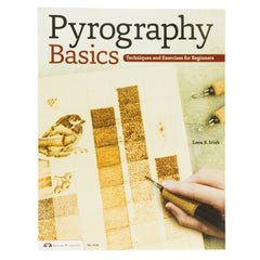 Pyrography Basics Book