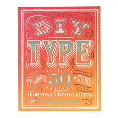 DIY Type Book