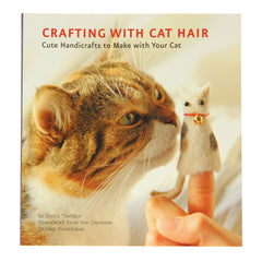 Crafting With Cat Hair Book
